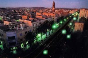 Asmara på natten