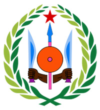 Landsvapnet i Djibouti