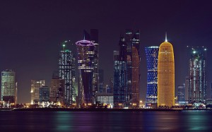 Doha är Quatars huvudstad