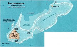 Gloriesusöarna