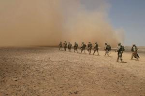 USA invaderar Irak