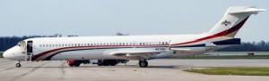 Jetflyg i Swaziland