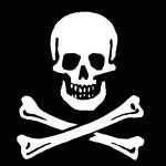 Piratflagga, pirater i Adenviken