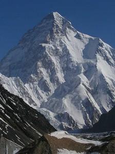 K2 i Pakistan