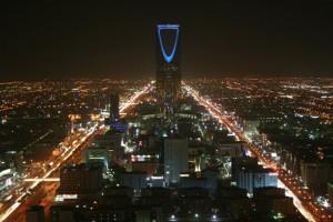 Riyadh är huvudstad i Saudiarabien