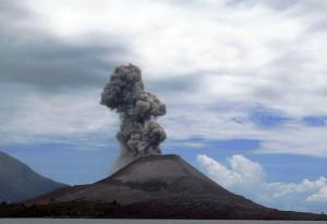 Krakatoa, 2008