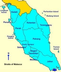 Stater i Malaysia