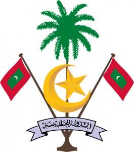 Maldivernas emblem