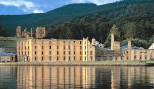 Port Arthur på Tasmanien