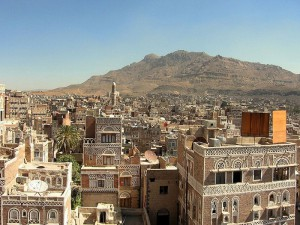 Huvustad i Jemen, Sanaa