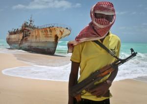Somalia är hårt drabbat av pirater