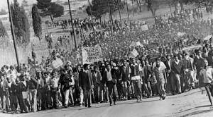 Soweto demonstration