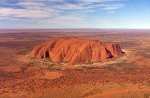 Uluru eller Ayers Rock